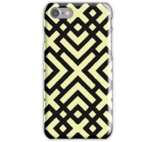 The X labirynth iPhone Case/Skin
