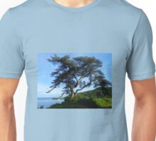 A Lone Tree in Lews Castle Grounds Unisex T-Shirt