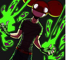 Deadmau5-Ghosts`n`Stuff by Cranity