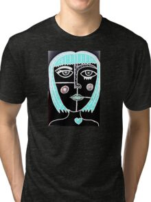 Lost in your Eyes Tri-blend T-Shirt