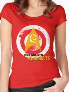Star Trek Target Practice Women's Fitted Scoop T-Shirt