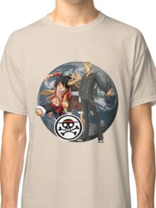 luffy team Classic T-Shirt