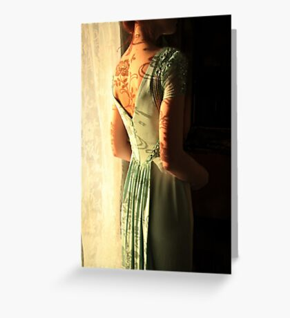 A Spirit in the Sunlight Greeting Card