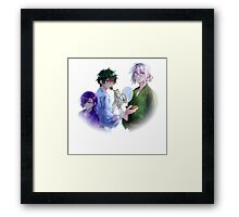 devil is a part timer ute outit Framed Print
