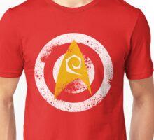 Star Trek Target Practice - No Words Unisex T-Shirt