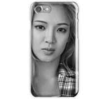 HyoYeon SNSD Girls' Generation KPOP iPhone Case/Skin