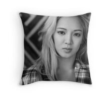 HyoYeon SNSD Girls' Generation KPOP Throw Pillow
