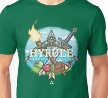 Hyrule Survival Training Unisex T-Shirt