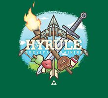 Hyrule Survival Training Classic T-Shirt
