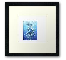 mekakucity actors, ene graphic design  Framed Print