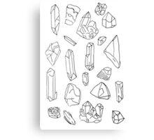 Gemstone - A Study - Pt II Canvas Print