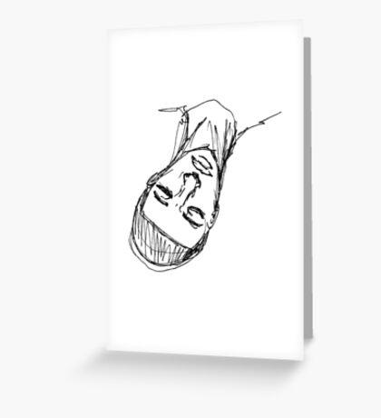Lay Greeting Card