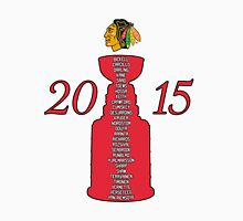 Chicago Blackhawks Stanley Cup Champions 2015 Unisex T-Shirt