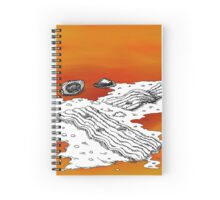 Lasagna Westerns Never Have Happy Endings 2 Spiral Notebook