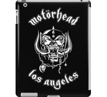 Motorhead (Los Angeles) 4 iPad Case/Skin
