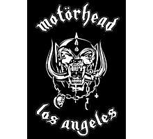Motorhead (Los Angeles) 4 Photographic Print