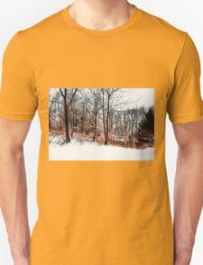 Winter in IR T-Shirt