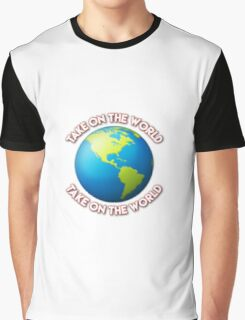 Take On The World - Girl Meets World Graphic T-Shirt