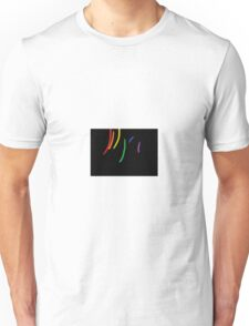 Oil-Brush Pride LGBTQ Unisex T-Shirt