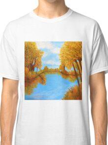 Autumn Reflections Classic T-Shirt