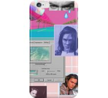 90s Aesthetic - River Phoenix  iPhone Case/Skin