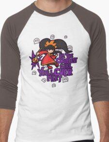 Who's the girl next door... Men's Baseball ¾ T-Shirt