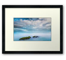 Tranquil Morning Framed Print