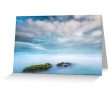Tranquil Morning Greeting Card