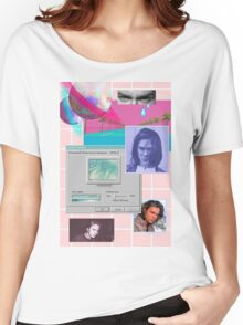 90s Aesthetic - River Phoenix  Women's Relaxed Fit T-Shirt