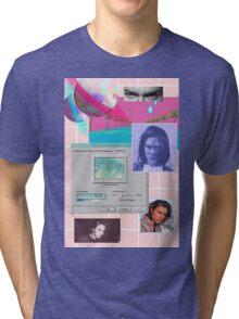 90s Aesthetic - River Phoenix  Tri-blend T-Shirt