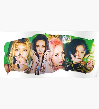 Wonder Girls Poster