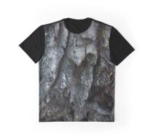 Charred tree trunk Graphic T-Shirt