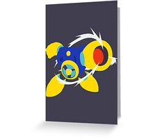 Air Man Greeting Card
