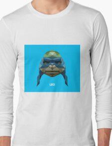 Leonardo Mutant Ninja Turtle Long Sleeve T-Shirt