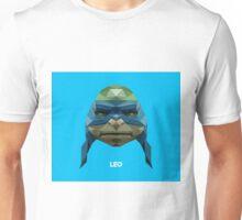 Leonardo Mutant Ninja Turtle Unisex T-Shirt