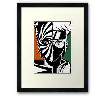 Kakashi Sensei Framed Print