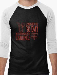 30 Day Challenge Men's Baseball ¾ T-Shirt