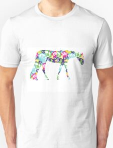 Lilly Inspired Horse Unisex T-Shirt