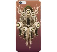 Glitch giant - Spriggan iPhone Case/Skin