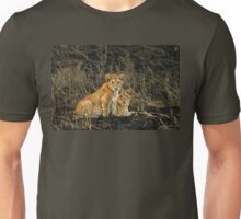 Twin gazes Unisex T-Shirt