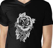 Dream Flower Mens V-Neck T-Shirt