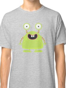 Cute Silly Monster Thing Classic T-Shirt