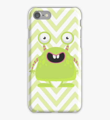 Cute Silly Monster Thing iPhone Case/Skin