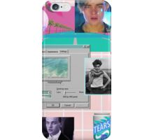 90s Leonardo Dicaprio Aesthetic  iPhone Case/Skin
