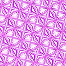 Purple Summer Floral by Marie Sharp