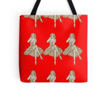 Pin up Couture Tote Bag