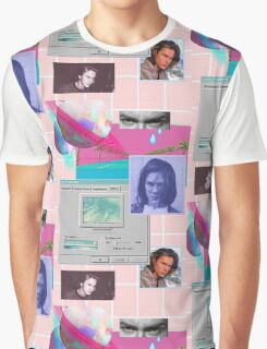 90s Aesthetic - River Phoenix  Graphic T-Shirt