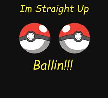 Pokemon Ballin Unisex T-Shirt