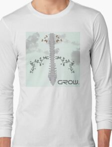 Spine Growth Long Sleeve T-Shirt