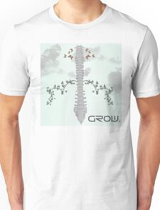 Spine Growth Unisex T-Shirt